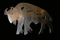 Buffalo Lightning Pendant