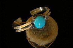 Heavens Eye Cuff Bracelet
