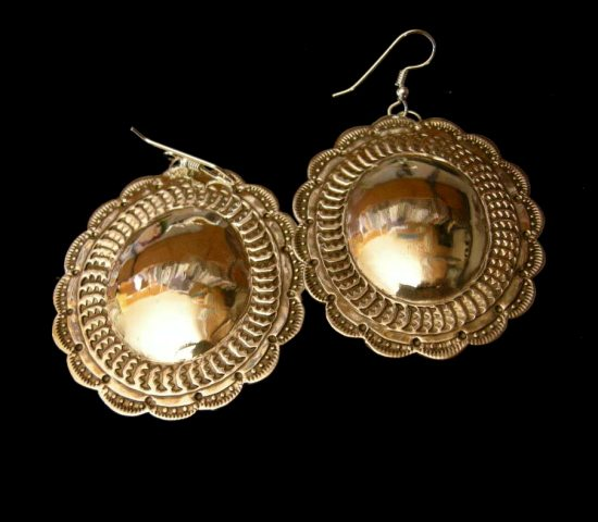 Sun Serpent Earrings