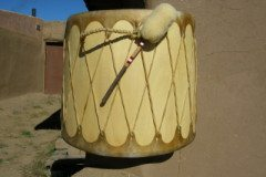 Powwow Drum - Lee Lujan