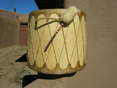 Powwow Drum - Lee Lujan