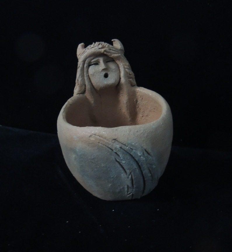 Buffalo Warrior Angled Lightning Mug
