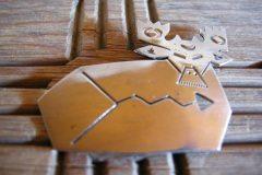 Deer Pin 1