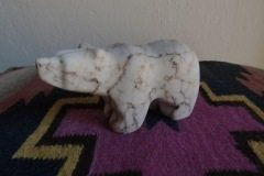 Spiderweb Alabaster Oldest Bear Cub 2013