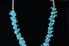 Turquoise Horse Fetish Necklace 3 Resized