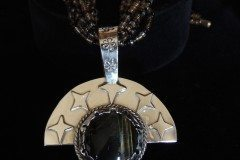 Hawks Eye Necklace Front Midrange Resized