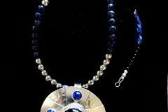 Dance of the Whirlwind Spirits Necklace