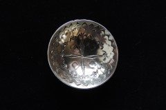 Dreams of the Morning Star Miniature Bowl Top