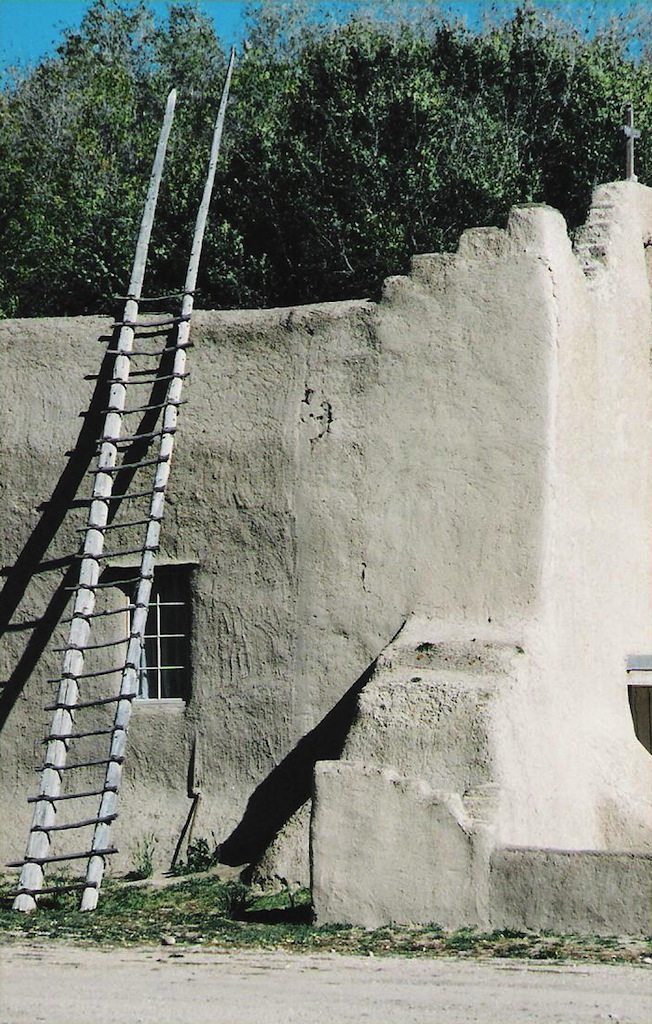 Penasco Church Ladder