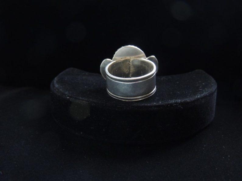 Hopi Maiden Ring Reverse