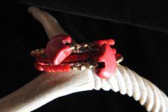 Dawn Bears Coil Bracelet