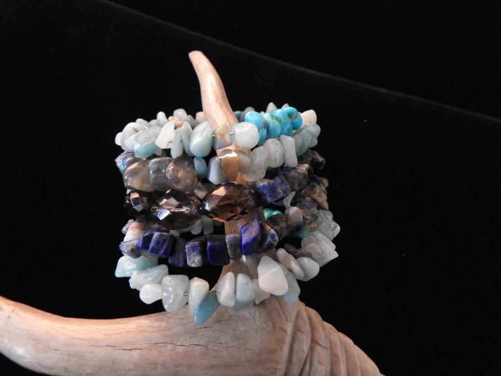 Visions Coil Bracelet