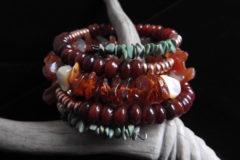 Hearts Coil Bracelet