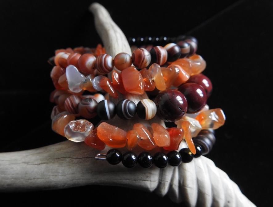 Love Medicine Coil Bracelet