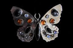 Matriarch Butterfly Barrette