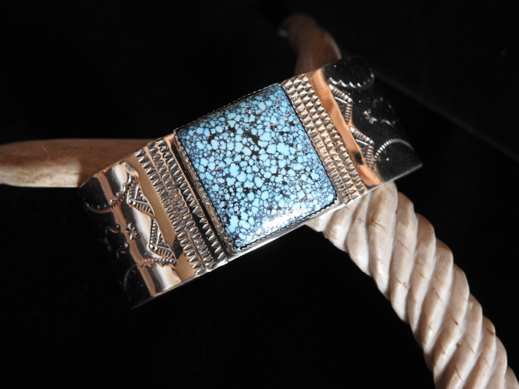 Indian Summer Dreams Cuff Bracelet Top View