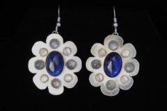 Petals of Light Earrings 2