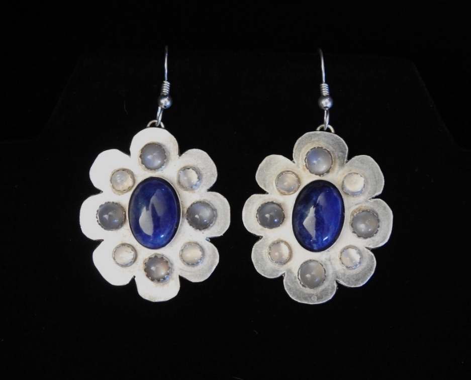 Petals of Light Earrings 2
