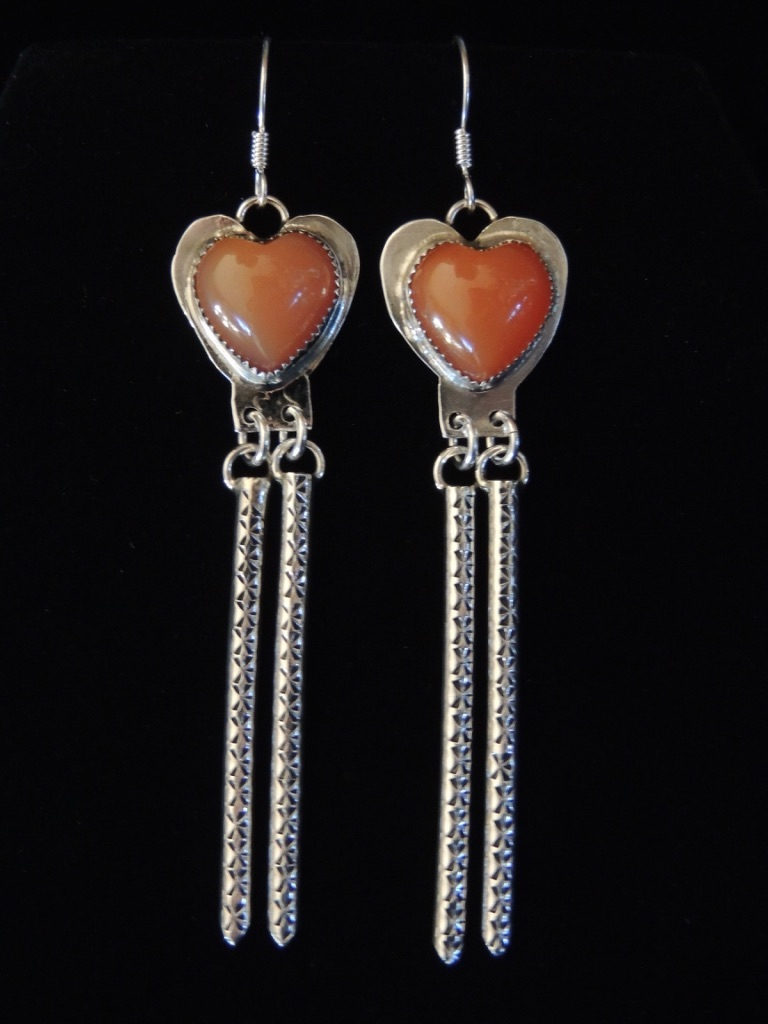 Rivers of the Heart Earrings