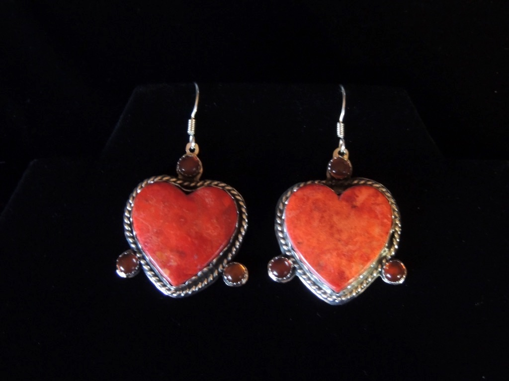 Sundance Hearts Earrings