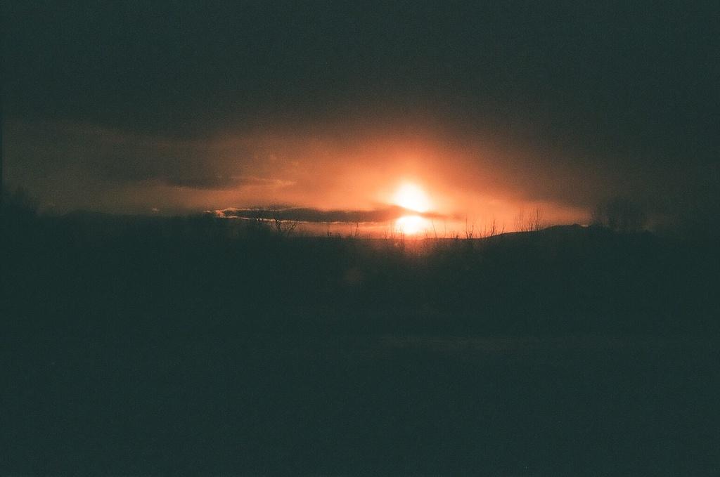 Sunset Horizon 010113