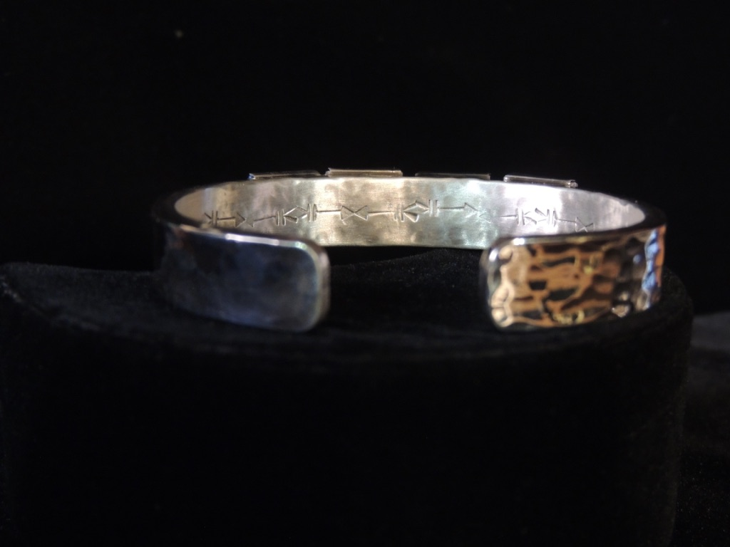 The Four Winds Cuff Bracelet Inner Band