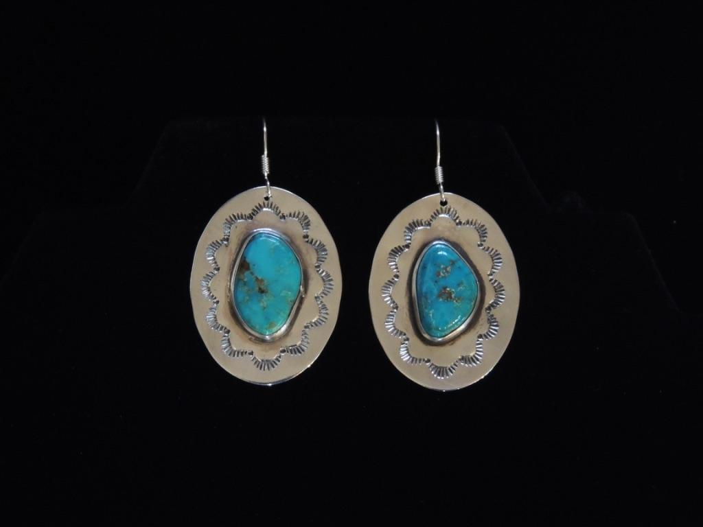 Turquoise Dawn Earrings