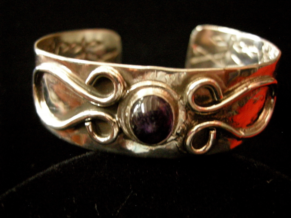 Amethyst Crescent Overlay Cuff Resized